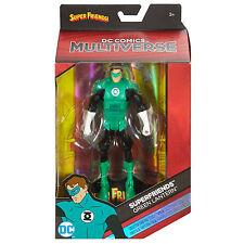 "GREEN LANTERN ( 6"" ) DC COMICS MULTIVERSE ( 2016 ) SUPER FRIENDS ACTION FIGURE"