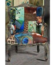 Timber Velvet Chairs