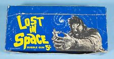 LOST IN SPACE GUM CARD BOX Original TOPPS 1966 Jonathan Harris Irwin Allen