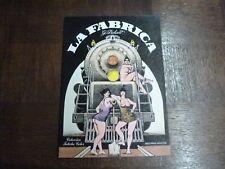 LA FABRICA ( L USINE ) - PICHARD ( EN ESPAGNOL)