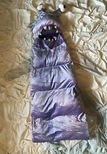 Monsters Inc Purple BOO Disney Store Pixar Costume Sz S 4/5 5/6