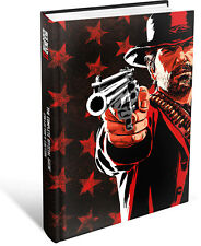 Pre-Order Red Dead Redemption 2 The Complete Official Guide Collector's Edition