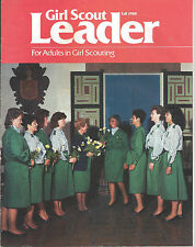 Girl Scout Leader Magazine - Fall 1988