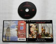 VIVALDI/COCSET-Les BASSES REUNIES Cello sonatas FRENCH digi CD+Catalogue ALPHA