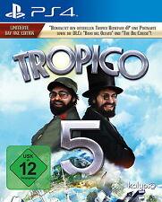 Tropico 5 -- Day One Edition (Sony PlayStation 4, 2015)