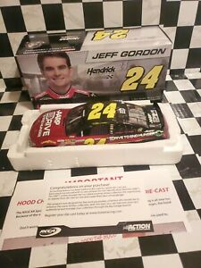 Jeff Gordon Lionel Action 1:24 Diecast Car 2013 AARP Drive To End Hunger 1/5000