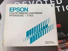 EPSON #7763 Color Ribbon Cartridge VP3000CRC