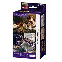 Nintendo 3DS LL XL Monster Hunter 4 Accessory Set Japan