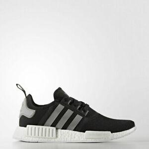 adidas Originals Men's Shoes NMD_R1 - S31504 Black/White Color