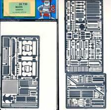 eduard MARS Exterior für Revell Bausatz Ätzteile Ätzsatz 1:35 Modell-Bausatz kit