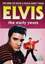 ELVIS - THE EARLY YEARS. NEW DVD