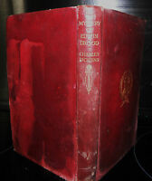 ** The mystery of edwin drood, charles dickens, 1908, chapman and hall. PHOT