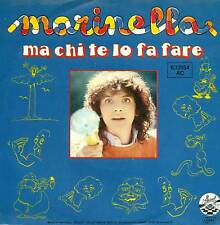 "MARINELLA - MA CHI TE LO FA BILLET D'AVION 7"" UNIQUE (S5159)"