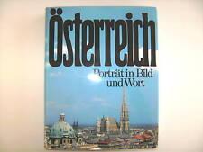 ÖSTERREICH PORTRÄT IN BILD UND WORT BERTELSMANN 1968