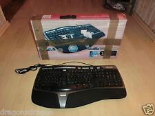 Microsoft Natural ergonomic Keyboard/teclado 4000, USB, 2 años de garantía