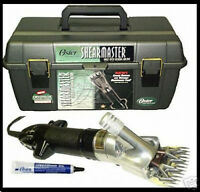New Oster Shearmaster Sheep-master llama Cattle Large Animal Clipper Profesional