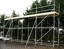 Used Omega Cuplok Scaffolding 10m x 4m with NEW Timber Battens £1140.40 + Vat