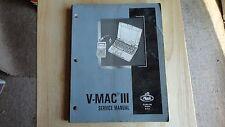 Vintage V-MAC III Service Manual Revised October 2000 8-211