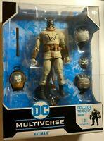 Last Knight on Earth McFarlane BATMAN BAF BANE