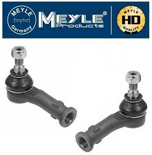 VW EuroVan 95-03 Pair Set Front Right and Left Outer Steering Tie Rod Ends Meyle