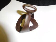 Vintage Heart Side Saddle Stirrup