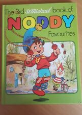 childrens the 3rd st michael book of noddy favourites annual 1979 imm cond