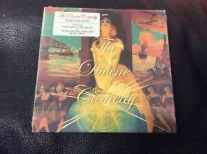 THE DIVINE COMEDY   FOREVERLAND  CD ALBUM DIGIPAK NEW AND SEALED C1