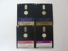 Lote Discos Amstrad con utilidades juegos / Amstrad CPC 6128 / Disco / Diskette