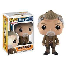 """Doctor Who GUERRA Doctor 3.75"""" Figura de Vinilo Pop Funko NUEVO 358"""