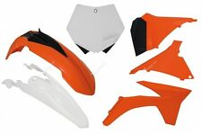 KTM 250 SX 250SX SX250 2012 Plastic Kit Plastics KTM-OEM-509