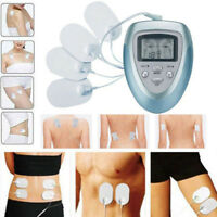 Handheld 8 Mode Digital Electronic Pulse Massager Tens Unit Body Muscle Therapy