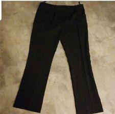 c1bd8795ade3 MIU MIU Black Virgin wool dress pants sz 38