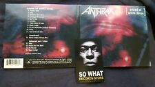 ANTHRAX - SOUND OF WHITE NOISE. SPECIAL EDITION BONUS CD. DIGIPACK