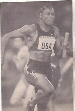 "*USA Runner Postcard-""A Champion USA Runner"" --??-- (#504)"