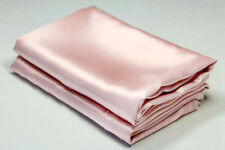 2PCS 40MM Heavy Weight 100% Silk Pillowcase Queen 50X75CM Envelope opening