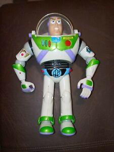 Disney Pixar Buzz Lightyear Toy Story Talking Action Figure 2001 Hasbro No Wings