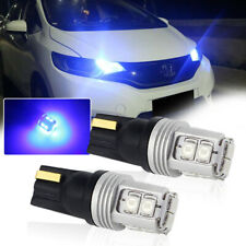 Universal 2x No Hyper Flash LED bulb Parking lights T10 194 168 W5W 2825 Hotest