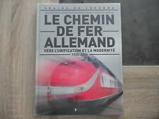 TRAINS DE LEGENDE – Neuf blister – Le chemin de fer allemand