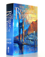 Scott Lynch The Republic of Thieves Subterranean Press Signed Limited Edition NF