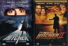 HITCHER, THE 1-2-3: Remake- C Thomas Howell- Kari Wuhrer- Sean Bean- NEW 3 DVD