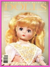 Dolls - November 1994 - Victorian Cloth Creations + Liz Clark's Grand Old Ladies