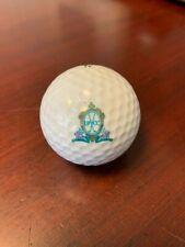 Vintage Logo Golf Ball, University Park Country Club Golf Upcc, Sarasota Florida