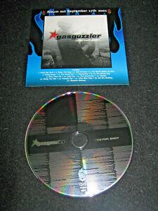 GASGUZZLER – Less Pop, Baby! – promo CD – Swedish Punk