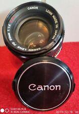 Canon FD 1,4/50mm SSC Objektiv für A1 F1 AE1 AE1-P T70 T50 * S.S.C.