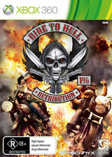 Ride to Hell Retribution Xbox360 Game Postage