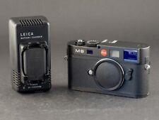 Leica M8 schwarz 10701 3900 Auslösungen FOTO-GÖRLITZ Ankauf+Verkauf