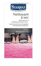 NETTOYANT A SEC RAVIVE TAPIS MOQUETTES SISAL COCO 500 GR STARWAX 363