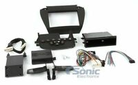 Metra 99-6520B Single/Double Din Car Install Dash Kit for 2011-Up Dodge Journey