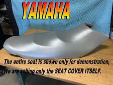 YAMAHA WAVERUNNER VX110 2004-14 NEW seat cover VX 110 Deluxe sport Silver 038A