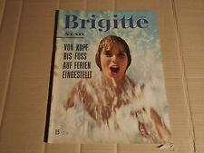BRIGITTE - 15 - 11.07.1961 - DIE ZORNIGEN JUNGEN FRAUEN - MELINA MERCOURI
